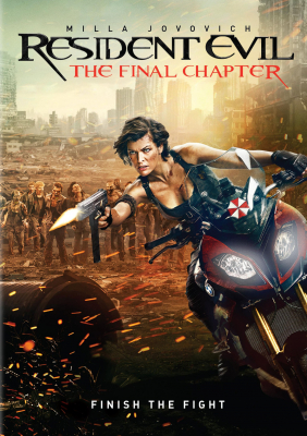 Resident Evil 6: The Final Chapter อวสานผีชีวะ ภาค6 (2017)
