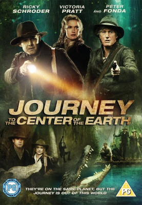 Journey 1: Journey to the Center of the Earth ดิ่งทะลุสะดือโลก ภาค1 (2008)