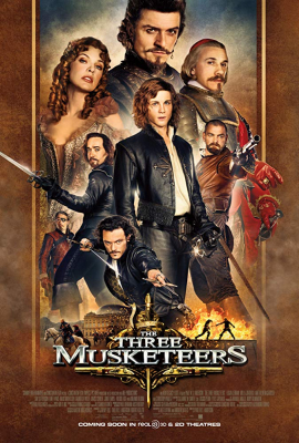 The Three Musketeers สามทหารเสือ ดาบทะลุจอ (2011)