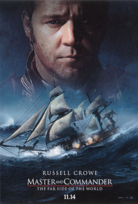 Master and Commander: The Far Side of the World ผู้บัญชาการล่าสุดขอบโลก (2003)
