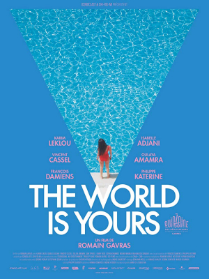 The World Is Yours หลบหน่อยแม่จะปล้น (2018)
