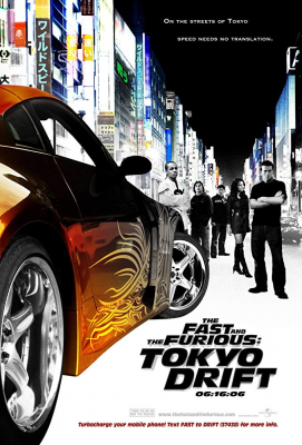 THE FAST AND THE FURIOUS 3: TOKYO DRIFT เร็ว…แรงทะลุนรก ซิ่งแหกพิกัดโตเกียว (2006)