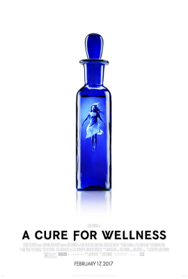 A Cure for Wellness ชีพอมตะ (2017)