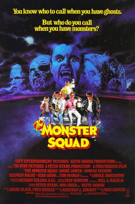 The Monster Squad แก๊งสู้ผี (1987)
