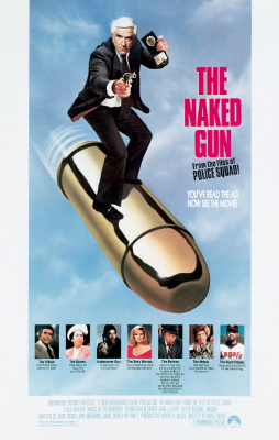 The Naked Gun: From the Files of Police Squad! ปืนเปลือย ภาค1 (1988)