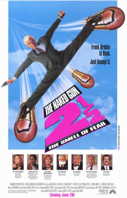 The Naked Gun 2½: The Smell of Fear ปืนเปลือย ภาค 2½ (1991)