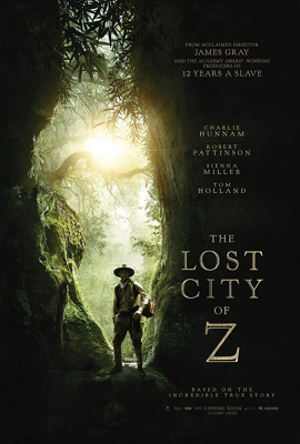 The Lost City of Z นครลับที่สาบสูญ (2016)