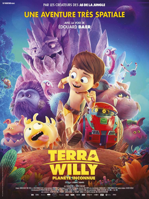 Terra Willy: Unexplored Planet (2019)