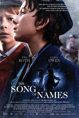 The Song of Names บทเพลงผู้สาบสูญ (2019)