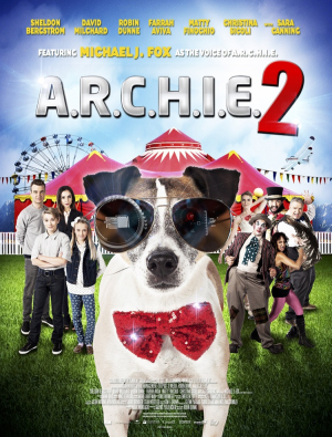 A.R.C.H.I.E 2 : Mission Impawsible (2018)
