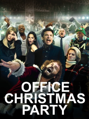 Office Christmas Party ออฟฟิศ คริสต์มาส ปาร์ตี้ (2016)