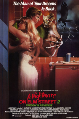 A Nightmare on Elm Street Part 2: Freddy's Revenge นิ้วเขมือบ ภาค2 (1985)