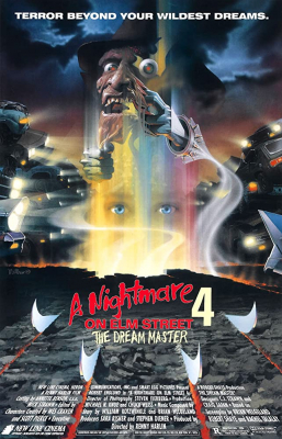 A Nightmare on Elm Street 4: The Dream Master นิ้วเขมือบ ภาค4 (1988)