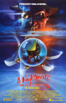 A Nightmare on Elm Street 5: The Dream Child นิ้วเขมือบ ภาค5 (1989)