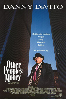 Other People's Money (1991) ซับไทย