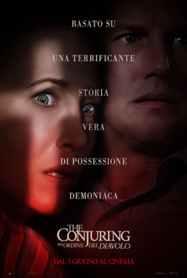 The Conjuring: The Devil Made Me Do It 3 คนเรียกผี 3 (2021) ซับไทย